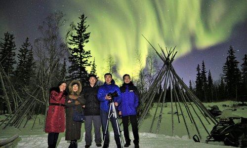 Northern Lights Tour Yellowknife