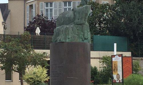 Monument de la Declaration des Droits de l'Homme et du Citoyen