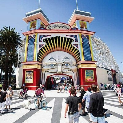 Private Full Day Melbourne City Tour with Local guide and Mercedes Transport