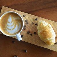 Coffee + Croissant