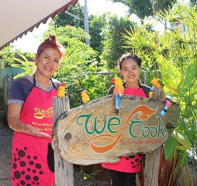 We Cook - Thai Home Garden Cooking School