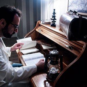 """Imagen de nuestro juego """"La Fórmula de Ramón y Cajal""""."""