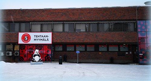 Pandan tehtaanmyymälä