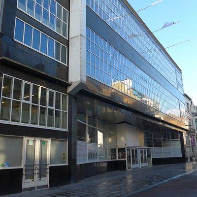 Ostende, Mu.ZEE, Romestraat 11