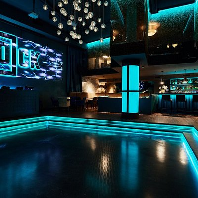 Ground floor | Dance floor and lounge bar