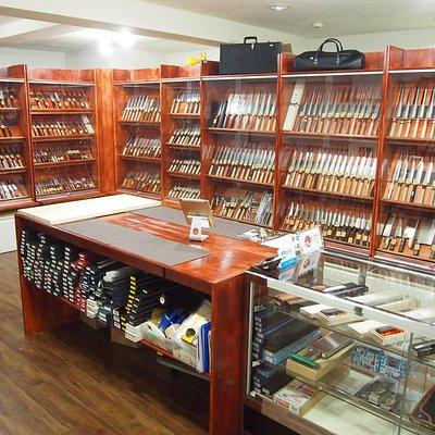Miura Knives shop1