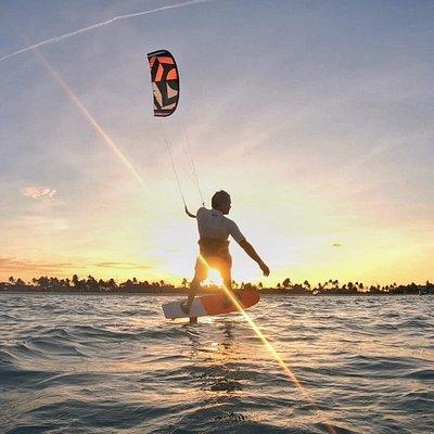 Clases de kite foil desde 80€/h