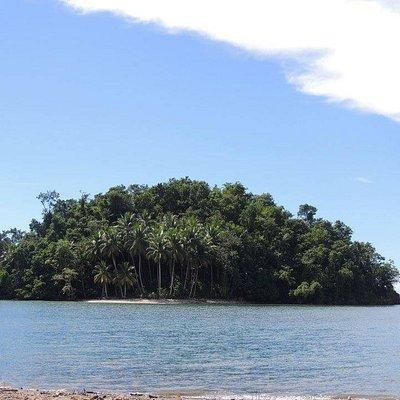 Alidama Island or locally called Tuka Pitas is located at the northern part of Palimbang, Sultan Kudarat