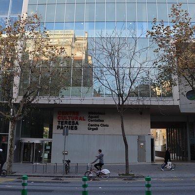 Centre Cultural Teresa Pamies