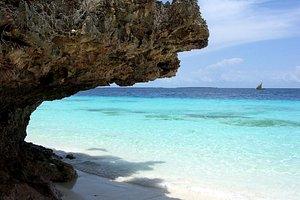 Nungwi Royal resort beach
