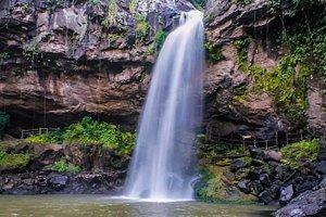 Day Trip to Cascada Blanca Waterfall in Matagalpa from Granada