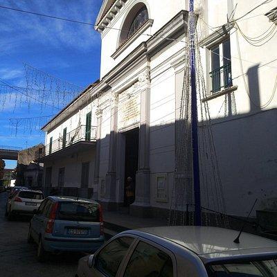 Chiesa di San Marcellino in Aprano