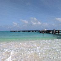 пляж Караколь
