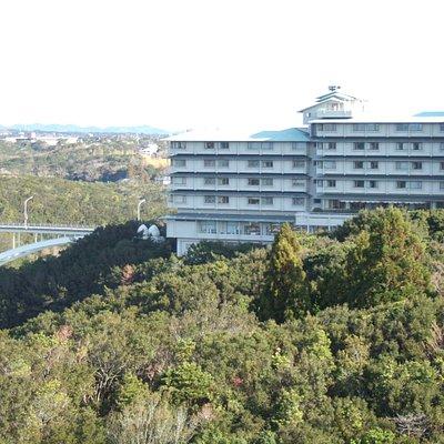 賢島大橋とザ・クラシック