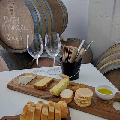 Our winery platter