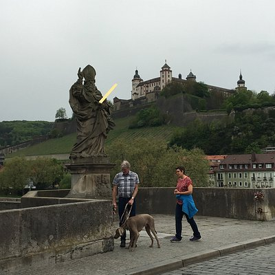 聖キリアン像