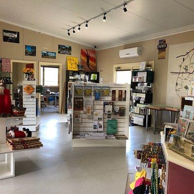 Liverpool Plains Visitor Information Centre