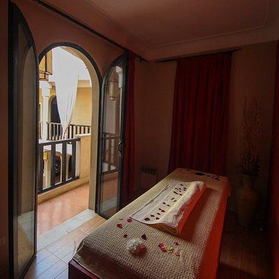 ISIS SPA MARRAKECH salle de massage