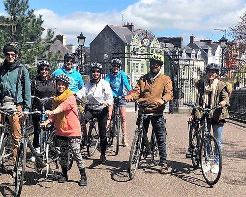 Cork City Cycle Tour 2018.