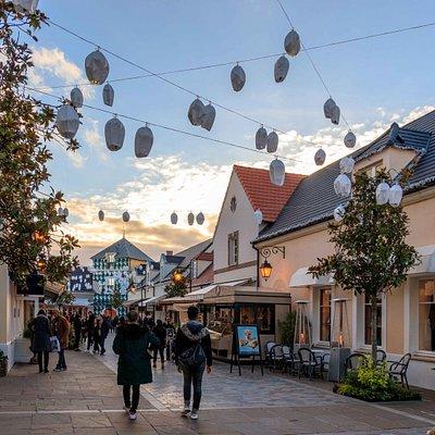 Le Théâtre de Noël à La Vallée Village