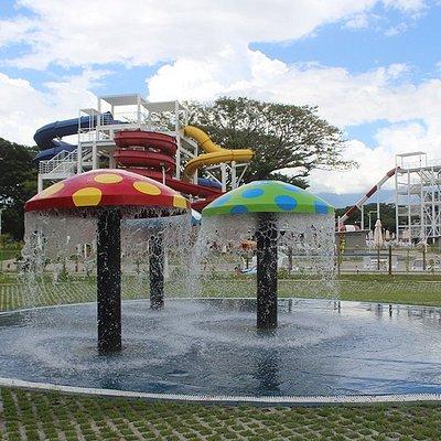 Parque Acuático Metropolitano