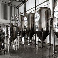Tanques de fermentação