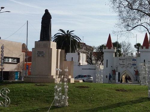 Estatua de Bissaya Barreto