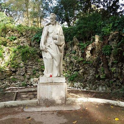 Estátua Antero de Quental