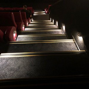 Excellent place to see a movie