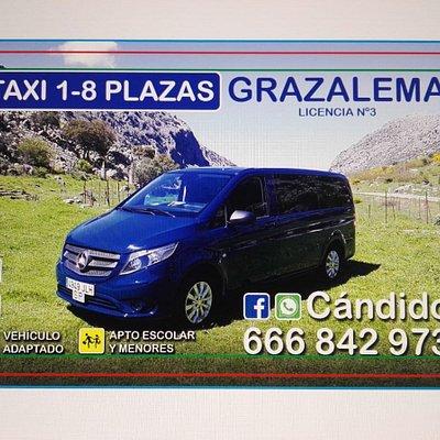 Taxi grazalema