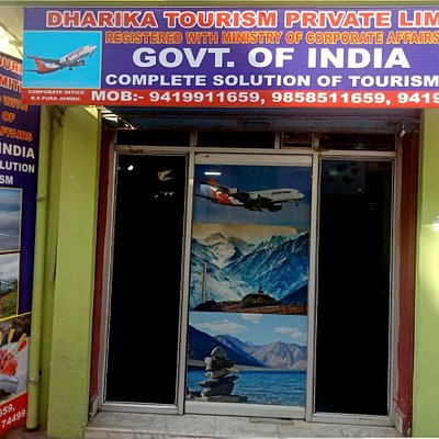 Dharika Tourism Private Limited
