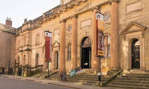 The National Justice Museum, situated on High Pavement in Nottingham's historic Lace Market.