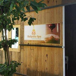 Exterior of Kalpaka Spa