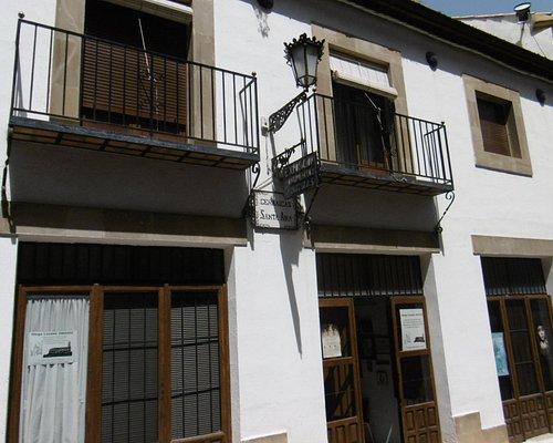 Exterior del Museo-Fundación Diego Lozano