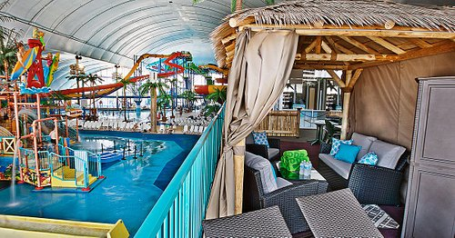 Make your day at Fallsview Indoor Waterpark special with a private Cabana Rental!