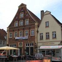 Варендорф, рыночная площадь