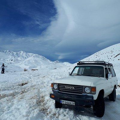Winter Zagros Mountains Tour