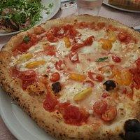 pizza 3 pomodori