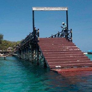 Visiting Zanzibar prison island