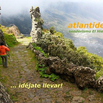 atlantidea senderismo El Hierro