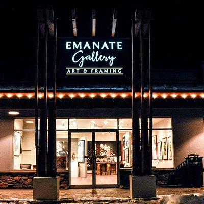 Emanate lighting up the darkness