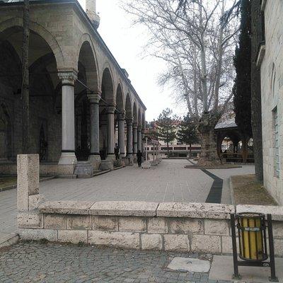 Ali Paşa Cami 8