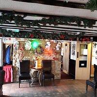 Christmas at the royal oak swanage