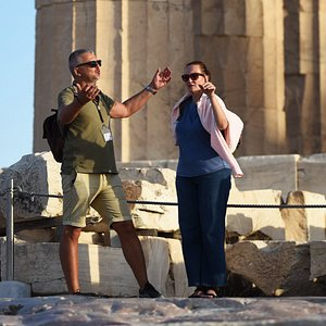 Гид в Афинах