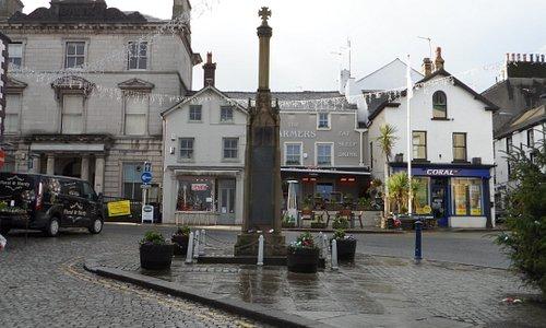 Ulverston town centre