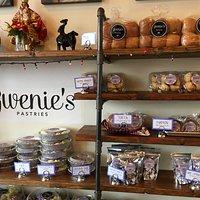 Foods on display