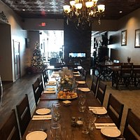 What a beautiful place for family gatherings and business meetings!