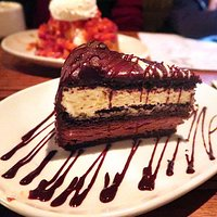 Don't skip the desserts. You'll thank yourself later.