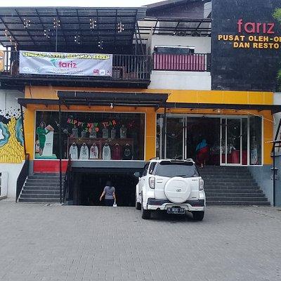 Fariz pusat Oleh2 Kota Batu Malang dan Resto
