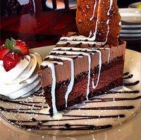 Atlanta Fish Market Chocolate Mousse Cake
